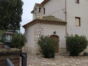 ermita de sant roc benissanet