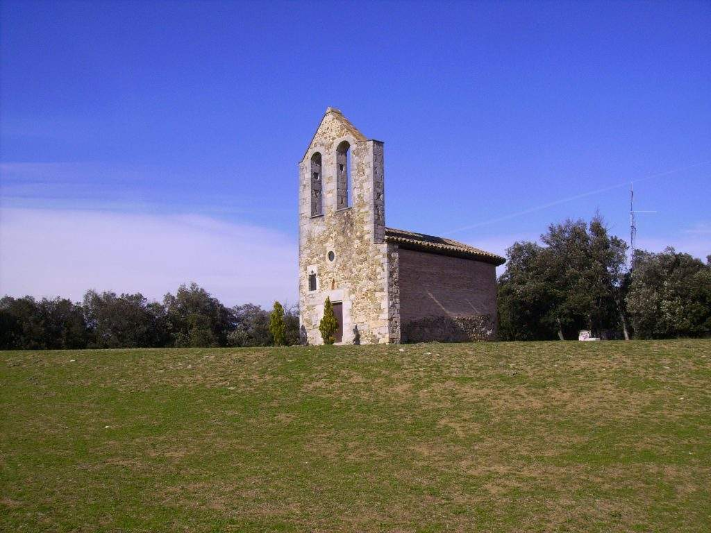 ermita de sant roc vilablareix