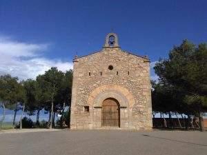 ermita de sant salvador alfes