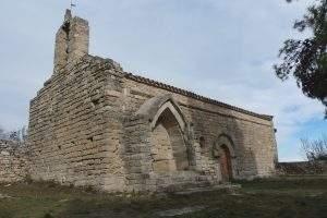 ermita de sant salvador figuerola del camp