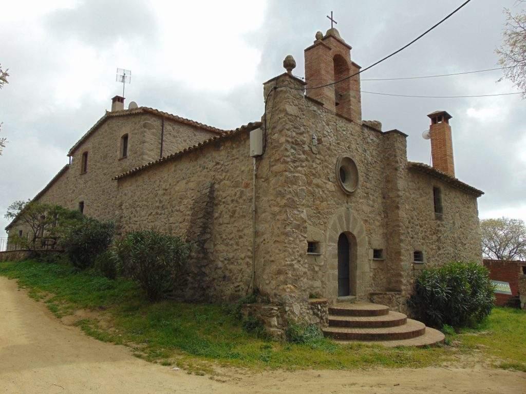 ermita de sant salvador vilassar de dalt