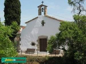 ermita de sant sebastia argentona