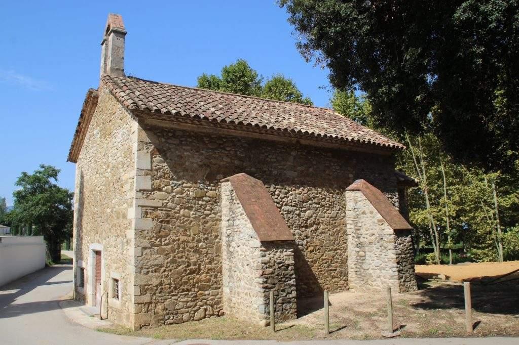 ermita de sant sebastia bescano