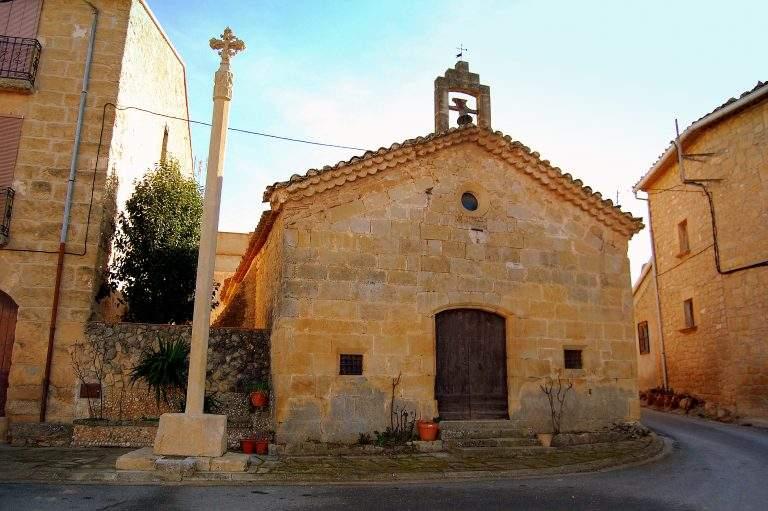 ermita de sant sebastia el vilosell 1