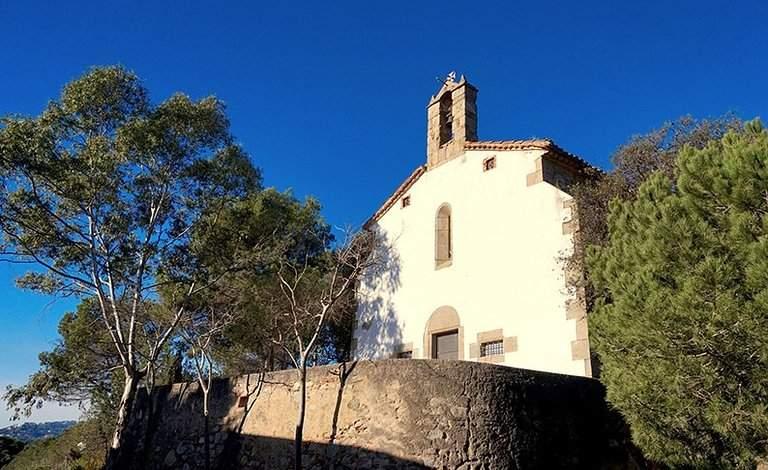 ermita de sant sebastia vilassar de dalt