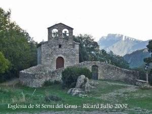 ermita de sant serni del grau guixers