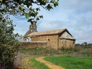 Ermita de Sant Silvestre de Serralta (Oliola)