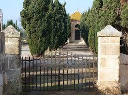 ermita de sant vicenc muro