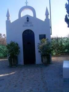 ermita de santa ana tarambana el ejido