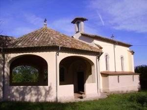 ermita de santa anna bescano