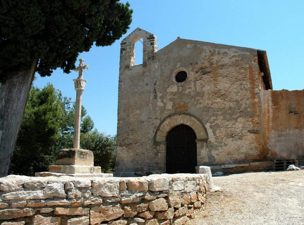ermita de santa anna de montornes prenafeta montblanc