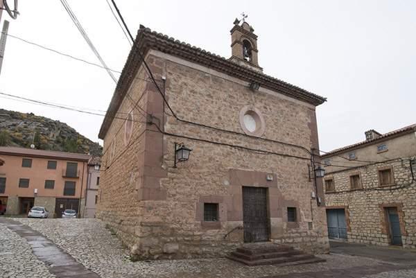 ermita de santa barbara albarracin