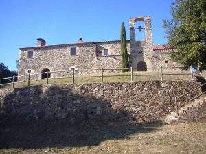 Ermita de Santa Bárbara (Anglès)