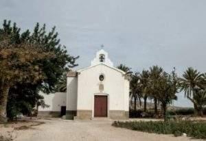 ermita de santa barbara salades jubalcoi