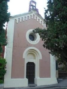 ermita de santa cecilia arenys de munt