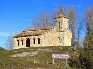 ermita de santa cecilia barriosuso del val