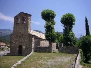 ermita de santa creu dollers sant llorenc de morunys
