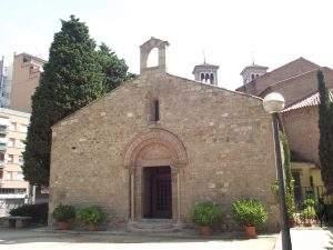 Ermita de Santa Eulàlia de Provençana (L'Hospitalet de Llobregat)