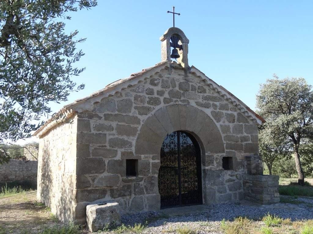 ermita de santa fe tudela de segre