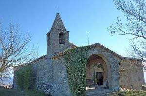Ermita de Santa Llúcia (Sobremunt)