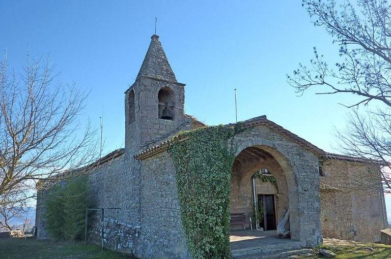ermita de santa llucia sobremunt