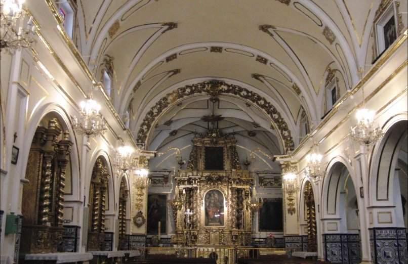 ermita de santa llucia valencia