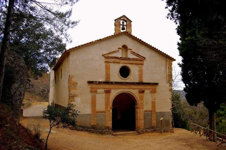 ermita de santa magdalena ulldemolins