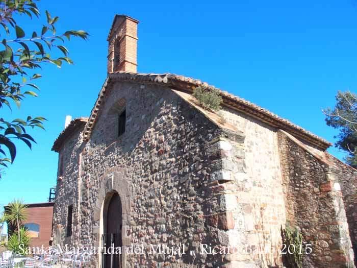 ermita de santa margarida del mujal terrassa