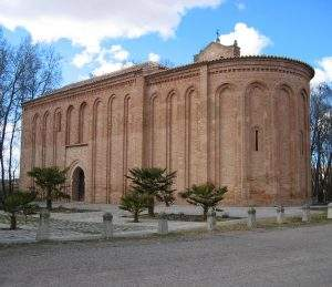 Ermita de Santa María de la Vega o Cristo de las Batallas (Toro)