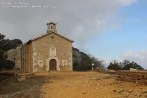 Ermita de Santa Maria de Montsant (Albarca)