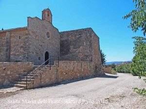 ermita de santa maria dels prats la guardia dels prats 2