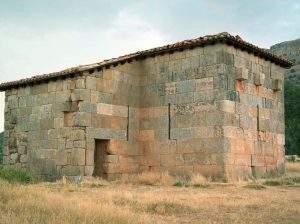 ermita de santa maria quintanilla de las vinas
