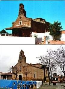 ermita de santo toribio mayorga de campos