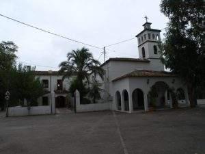 Ermita de Sanz (Benidorm)