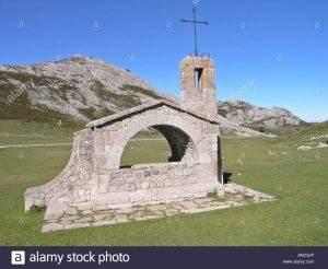 ermita del buen pastor cangas de onis 1