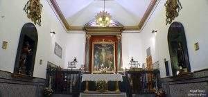 Ermita del Cristo de Chircales (Valdepeñas de Jaén)
