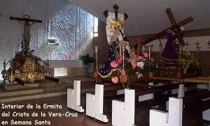 ermita del cristo de la vera cruz benavides de orbigo 1