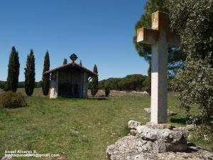 ermita del cristo quintanilla de arriba