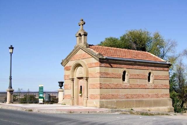 ermita del puente santo domingo de la calzada