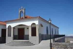 Ermita del Sagrado Corazón de Jesús (El Toscón) (Tejeda)