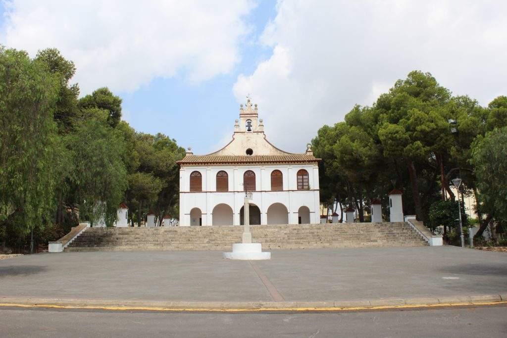 ermita del salvador godella 1