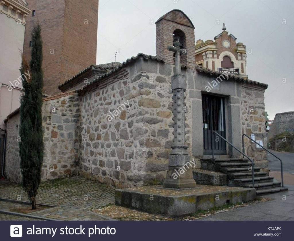 ermita del santisimo cristo de la luz avila