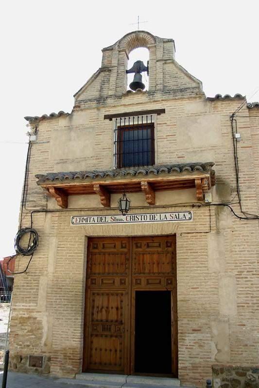 ermita del santisimo cristo de la sala bargas