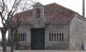 Ermita del Santísimo Cristo de la Sangre (Navalagamella)
