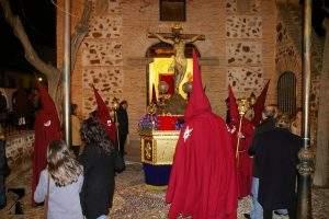 ermita del santisimo cristo de la veracruz los yebenes