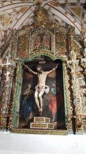ermita del santisimo cristo de las angustias torrelobaton