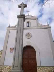 ermita del santisimo cristo del calvario pinto