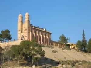 Ermita del Santísimo Cristo del Consuelo (Cieza)
