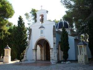 ermita del santisimo cristo gata de gorgos