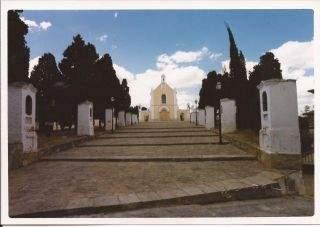 ermita del santissim crist de la fe i del mont calvari atzeneta dalbaida